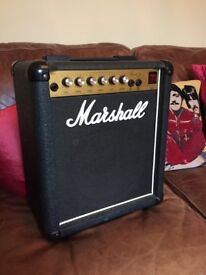 MARSHALL LEAD 12 WATT GUITAR AMPLIFIER