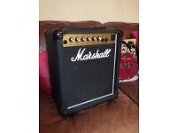 MARSHALL LEAD 12 WATT GUITAR AMPLIFIER