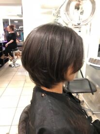 Qualified Hairdresser, In higher training. Cut Models Required