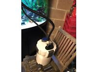 Ex filter Ef 1000 for fish tank v g c all work got with pipe and clean u can look pic