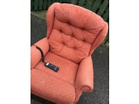 Rise and Recline Electic Chair made by CELEBRITY