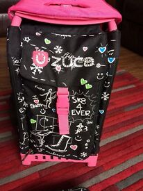 Zuca bag and frame plus extras