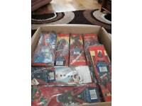 Christmas Wine Bags (15 packs of 8 Bags)