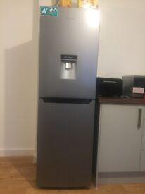 Hisense RB320D4WG1 Fridge Freezer - Silver