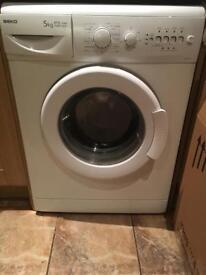 Beko Washing Machine FREE