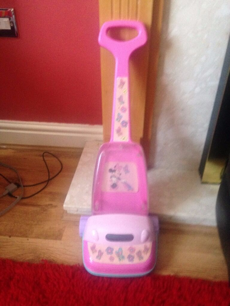 CHILDRENS MINNIE MOUSE HOOVER IN GOOD CONDITION XMASin Wellingborough, NorthamptonshireGumtree - GOOD CONDITION. COLLECTION FROM WELLINGBOROUGH. PLEASE SEE MY OTHER CHEAP ITEMS. PLEASE TXT 07752102171. THANKS