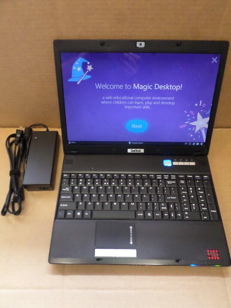 Kid Safe Learning Laptop With Magic Desktop l Games l Videos l Learning