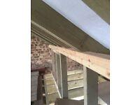 Become confident roof carpenter!
