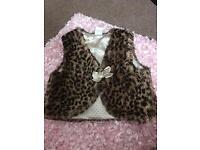 H&M 12-18 waist coat