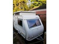 Fleurette mini caravan 2 berth