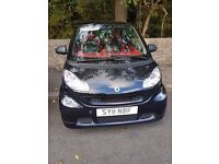 Smart FORTWO COUPE Diesel Full and semi-Automatic FSH