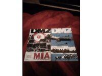 DMZ graphic novels 2 for £5