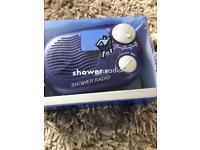 Shower radio brand new