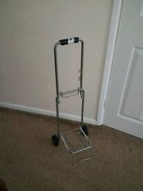 Fold away trolley