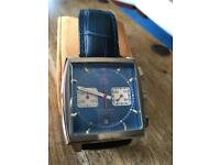 Men's Quartz Chronograph Monaco Watch