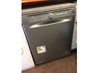 HOTPOINT DISH WASHER EXCELLENT CONDITION 60cm WIDE FREE DELIVERY AND WARRANTY