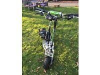 71cc petrol scooter