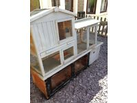 Free rabbit cage