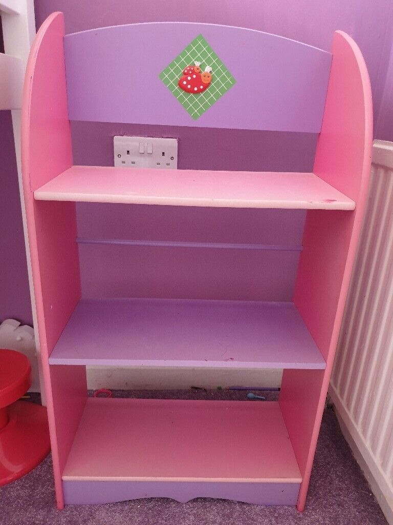 Girls bedroom storage unit | in Sheffield, South Yorkshire | Gumtree