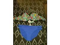 Monsoon bikini sets, Size 18, brand new with tags