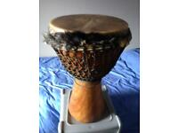 African large Djembe