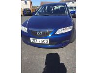 Mazda 6 2005 full years mot