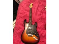 encore & Westfield electric guitars