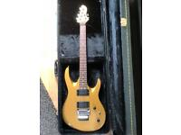 Electric Guitar Sovereign SVR Standard+box