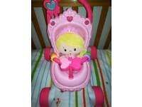 Fisher Price First Buggy / Walker