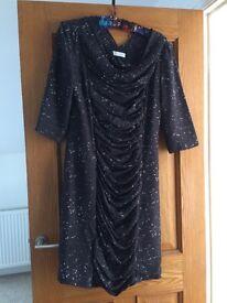 Designer Nicole Farhi dress
