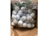 Magnetix Wedge Golf Head Club Cover + Nike Golf Balls AAA/AA (46pcs)