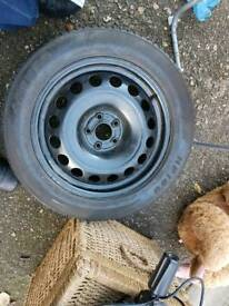 Tyre forx galaxy