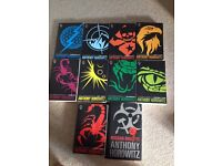 Anthony Horowitz - Alex Rider Mission Books [1-9]