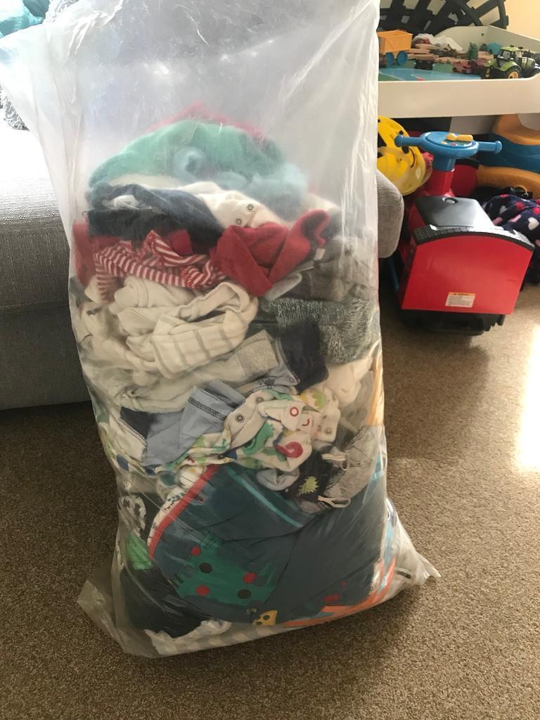 7ed196da8 Boys clothes bundles from ages 0-3