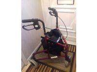 Used tri wheel walker