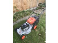 Self driving lawn mower - NOT STARTING PROPERLY