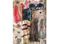 Girls bundles of clothes 4-5 5-6 6-7