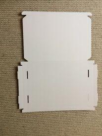 Joblot of Large Letter Cardboard Envelope Mailers/ large letter boxes