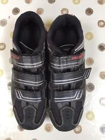 Specialized Body Geometry MTB shoes size 6.5