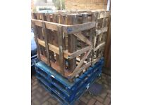 Wooden Pallets and Crates Free to Collector