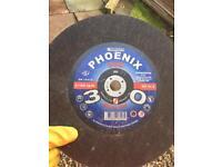 25 Cutting discs