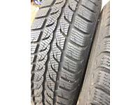 Four 175/65/14 tyres for sale