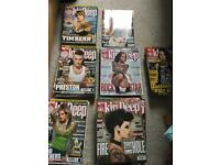Skin Deep Tattoo Magazine Job Lot x64