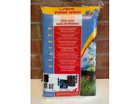 Sera 250g Filter wool Aquarium filter media Fish Tank
