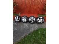 5x112 VW wheels