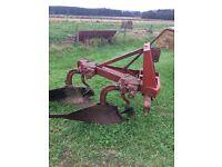 Seller sandrum double furred plough