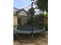 10 foot trampoline for sale £40
