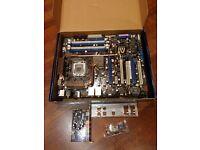 ASUS P5N32-E SLI SOCKET 775 MOTHERBOARD Spares or repair