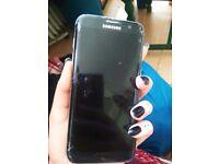 Found black Samsung phone