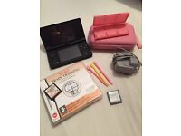 Nintendo ds and extras